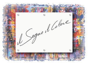 Logo Associazione il segno il colore per Favicon